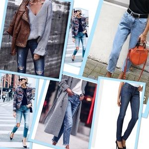Denim - Jeans Selection
